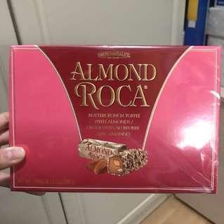 全新未拆封Almond Roca