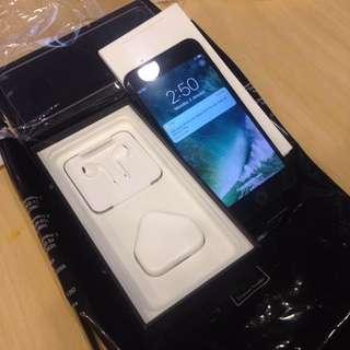 Iphone 7 Plus Jet Black 128GB
