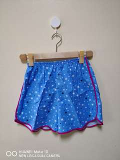 Plus Size Shorts With Lining