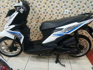 Honda Beat Digital th 2016 bisa kredit Dp 500 ribu