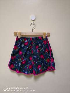 Plus Size Short With Lining