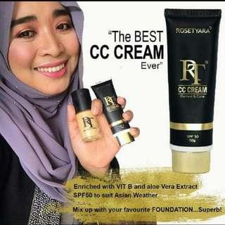 RoseTyara CC Cream - 50gm
