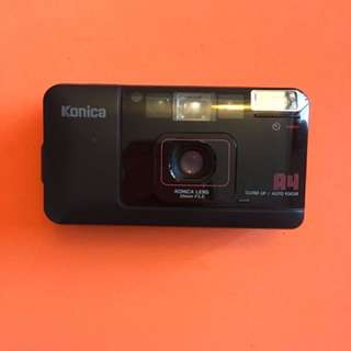 Konica A4 f3.5 35mm film camera ( BIG MINI FAMILY )