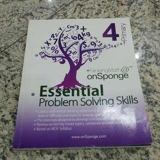 Primary 4 Essential Problem Solving Skills