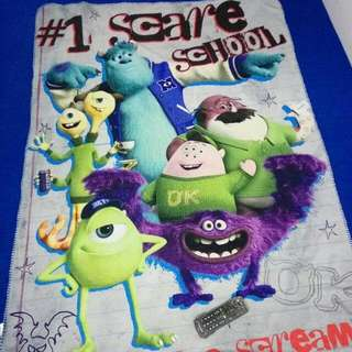 Blanket Monster INC