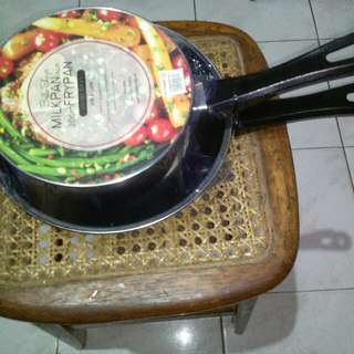 Belly Shape Cooking Pan Pack By Maspion