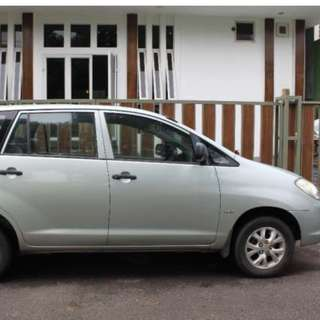 Dijual Toyota Innova 2006 tipe E