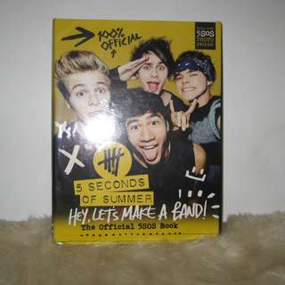 5SOS Official Book