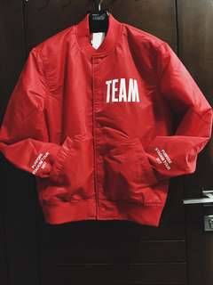 Justin bieber stadium tour jacket