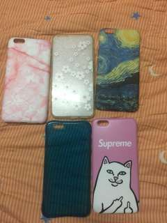 Pre- love Iphone 6+ Cases