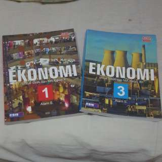Buku Ekonomi take all 50k