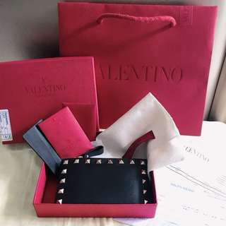 Valentino coin purse,card holder