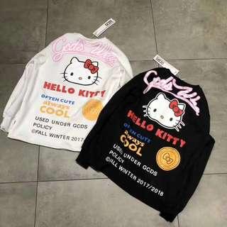 Hello Kitty x GCDS