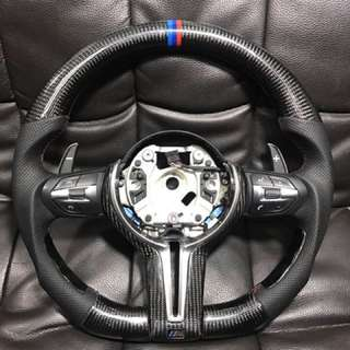 BMW F30 M3 Carbon Steering