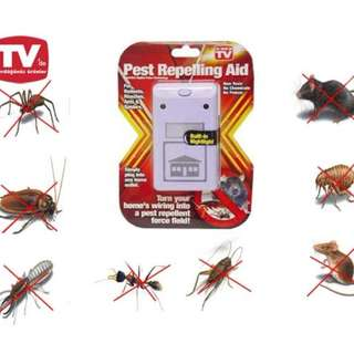 Riddex Pest Repelling Aid with Night Light