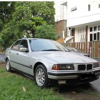 BMW 320i E36 1995 (KM 69.000)