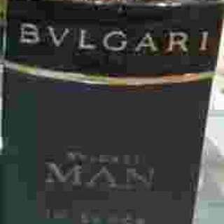 EDT Man In Black BVLGARI Ori