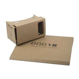 eGG VR 紙板眼鏡 Vitual Reality Cardboard Glasses