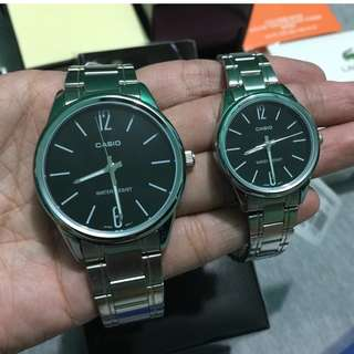 Casio Couple Watch - 3000