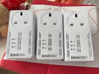 Aztech Homeplug AV 500Mbps