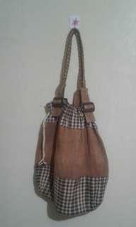 Locally made bag