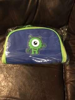 School bag 💼 & airtight tiffin box 📦 BNIB