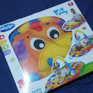 jerry girafee activity gym (playgro)