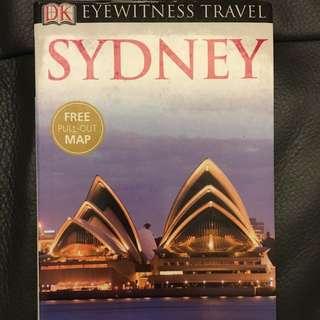 DK Sydney Travel Guide