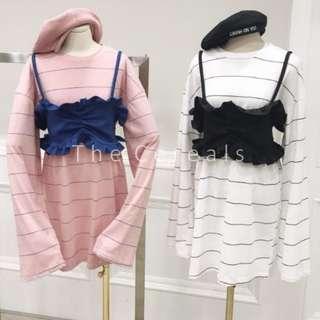 TC0043 (Pink,White,Black)