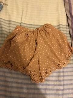 95%new日本短褲