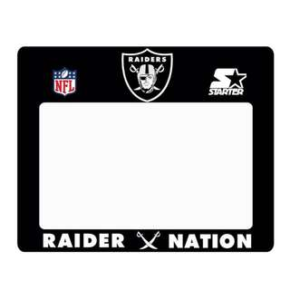 Road Tax Sticker Raider Nation Starter NFL