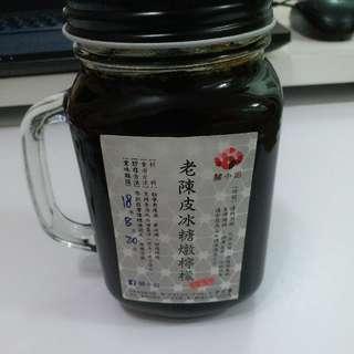 台灣老陳皮冰糖燉檸檬