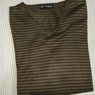 MARKS&SPENCER Autograph Sweater (Brown)