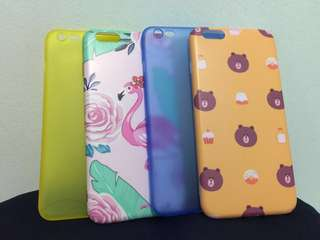Preloved cases! Take all 4 for 250- iphone 6 plus