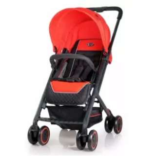 My Dear Baby Stroller 18121 (Red)