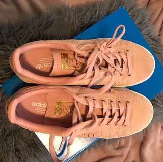Stan Smith pink sneakers