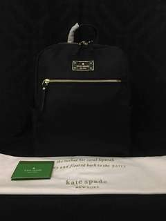 Kate Spade Backpack Authentic