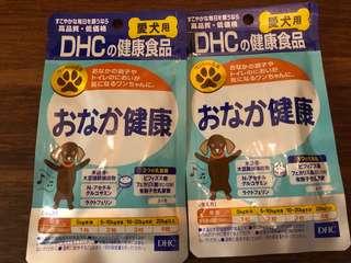 DHC 狗肚子健康穀物 60 粒 健康食品(購自日本)