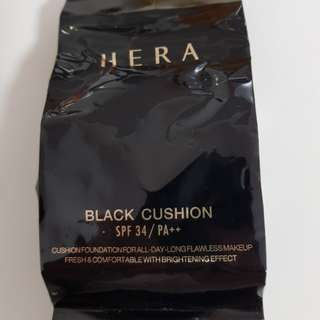 Hera Black Cushion Refill (#23)