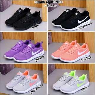 Sepatu Sport Nike Series # 7076 #