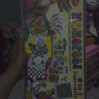 Monopoli 8 in 1