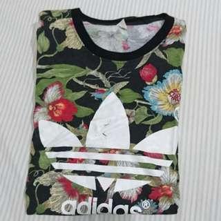 Adidas Floral T-Shirt (Bangkok)