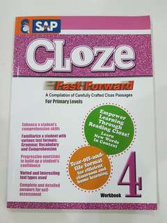 SAP Cloze workbook 4