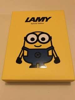 Lamy x Minions (現貨)超可愛