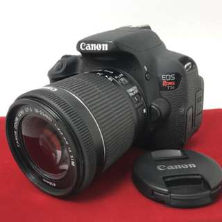 Canon 700D(18-55mm)