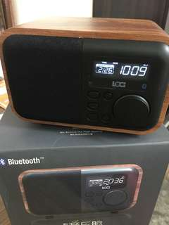 Retro Mini Bluetooth Digital Radio(New!!!)