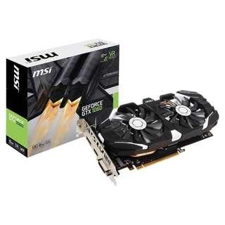 WTS: MSI GeForce GTX 1060 6GT
