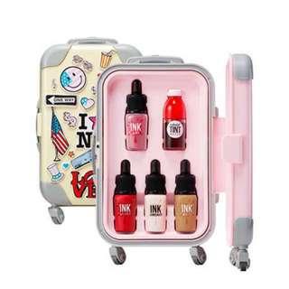 PERIPERA Mini Luggage Carrier Set - Pink