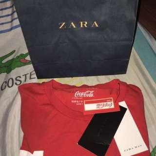 REPRICED! ZARA Man Brand New w/ tags