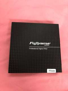 Fujiyama 77mm variable Nd filter nd2-400